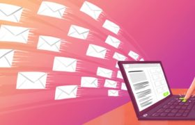 E-mail mail-out / marketing
