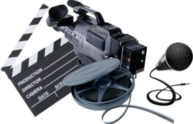 Production of video and audio spots